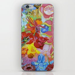 All of the Beautiful Flowers iPhone Skin