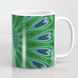 Feather Eyes Coffee Mug