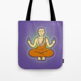Spiritual peace, unfuck the world ;) Tote Bag