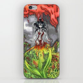 Degrowth iPhone Skin