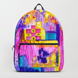 abstract #302 Backpack