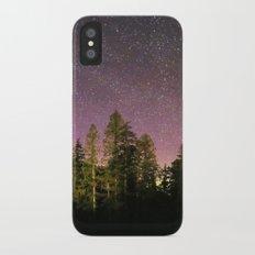 under the stars Slim Case iPhone X