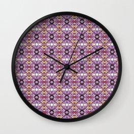 Coldheart OG Pattern Wall Clock