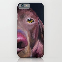 I've Got An Eye On You iPhone Case