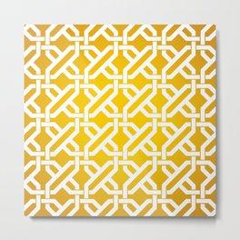 Pattern 4A Metal Print