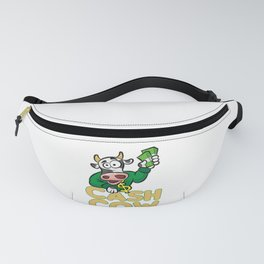 CASH COW Moneymaker stake Trader Broker funny gift Fanny Pack