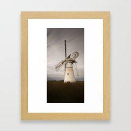 Thurne Windmill Framed Art Print