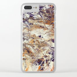 Today's thoughts Clear iPhone Case