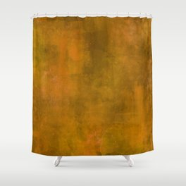 GOLD! Shower Curtain
