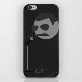 Mercurio iPhone Skin