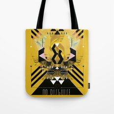 ::No Disguise:: Tote Bag