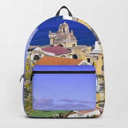 The Pearl Of The Mediterranean Sea Backpack