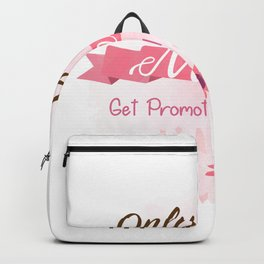 Grandma To Be Great Moms Get Promoted to Grandma Backpack