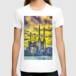 Battersea Power Station Van Gogh T-shirt