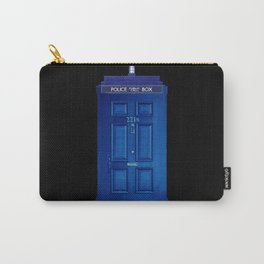 Tardis Holmes Carry-All Pouch