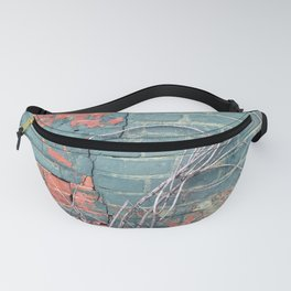 Bricks In Competition Fanny Pack