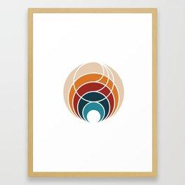 ITB logo Framed Art Print