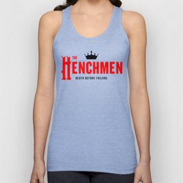 The Henchmen Chronicles T-Shirt #1 Unisex Tank Top