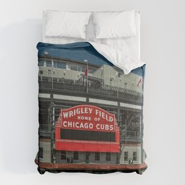 Full Color Wrigley Comforters
