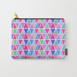 Pretty triangles Carry-All Pouch
