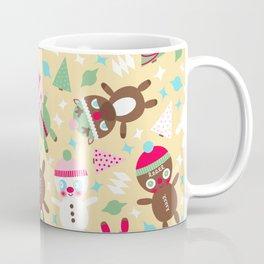 Santa Baby (yellow) Coffee Mug