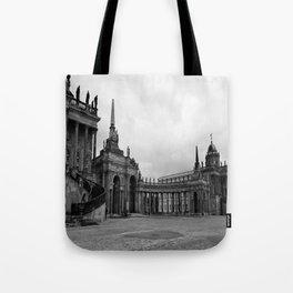 German Baroque Architechture Tote Bag