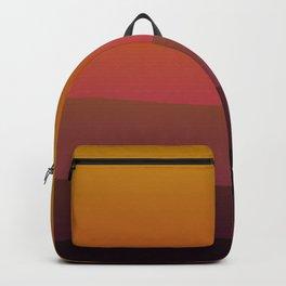 Design ethnic SUNSET GOLD II Backpack