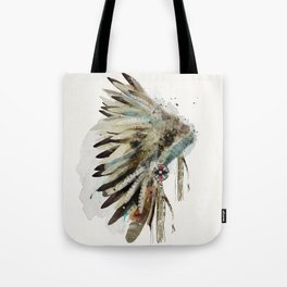 Headress Tote Bag