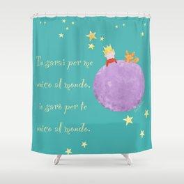 Il piccolo principe Shower Curtain