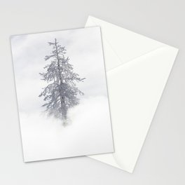 Yellowstone National Park - Ice Covered Tree Stationery Cards