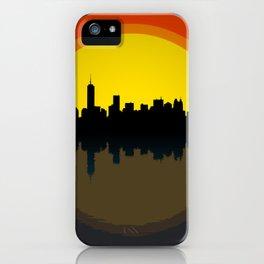 New York under the sun iPhone Case