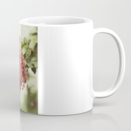 """""""Flowers are restful to look at. They have neither emotions nor conflicts. """" Coffee Mug"""