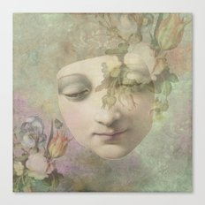 Life is a beauty, Canvas Print