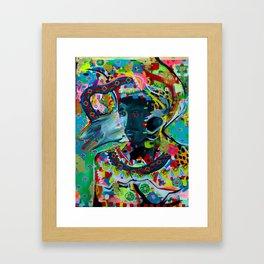 Gio Chamba Framed Art Print