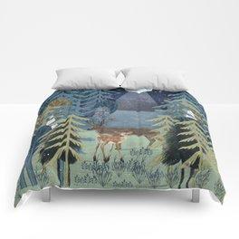 the secret forest Comforters