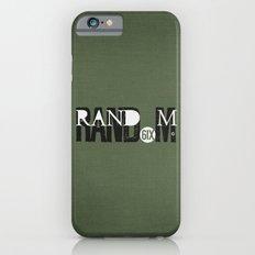 RAND(6IX)M iPhone 6s Slim Case