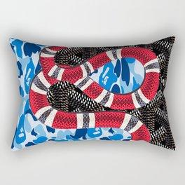 Goyard x Bape Rectangular Pillow