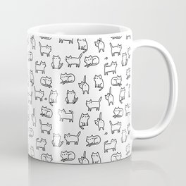 Cats. Cats. Cats Coffee Mug