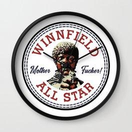 Jules Winnfield All Star Wall Clock