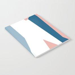 Peachy blue 2 Notebook