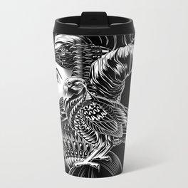 Maleficent Tribute Metal Travel Mug