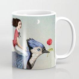 Time to Fly Coffee Mug