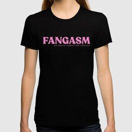 Fangasm Logo T-shirt