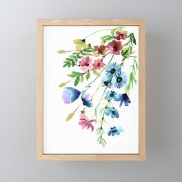 Springtime II Framed Mini Art Print