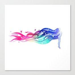 Metempsychosis Canvas Print