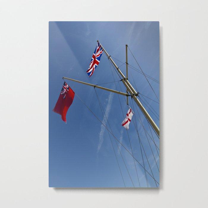 Rule Britannia  Metal Print