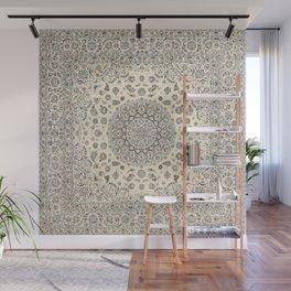 Bohemian Farmhouse Traditional Moroccan Art Style Texture Wall Mural