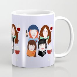 Vaginal Fantasy Night Coffee Mug