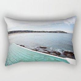 Bondi Icebergs Club Rectangular Pillow