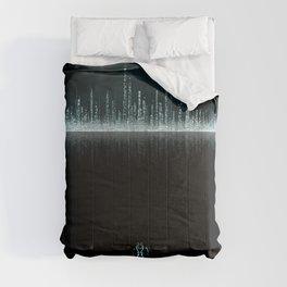 TRON CITY Comforters